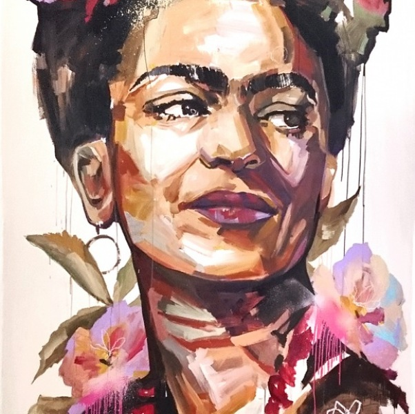 frida art carola deutsch austria